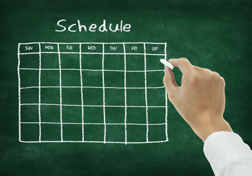 Social-Scheduling
