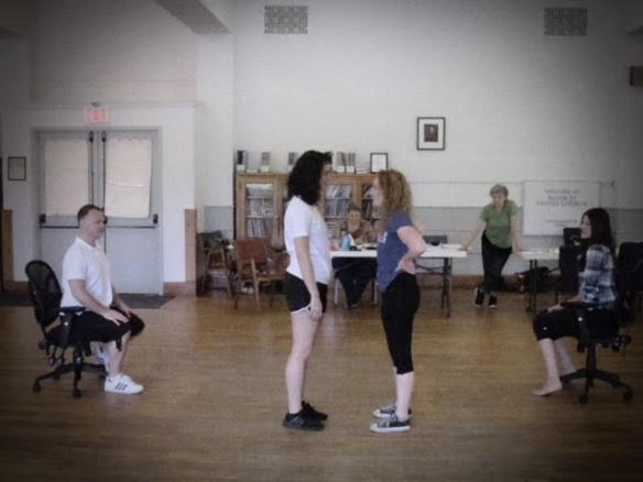 Compulsion rehearsal